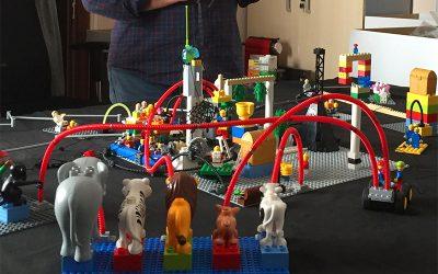 Taller de Lego Serious Play: Innovación abierta